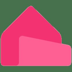 Lapin uudiskodit logo punainen