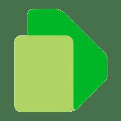 Lapin uudiskodit logo vihreä