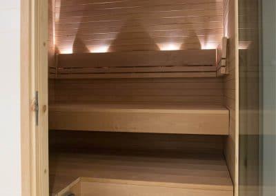 Kivikatu sauna Rovaniemi