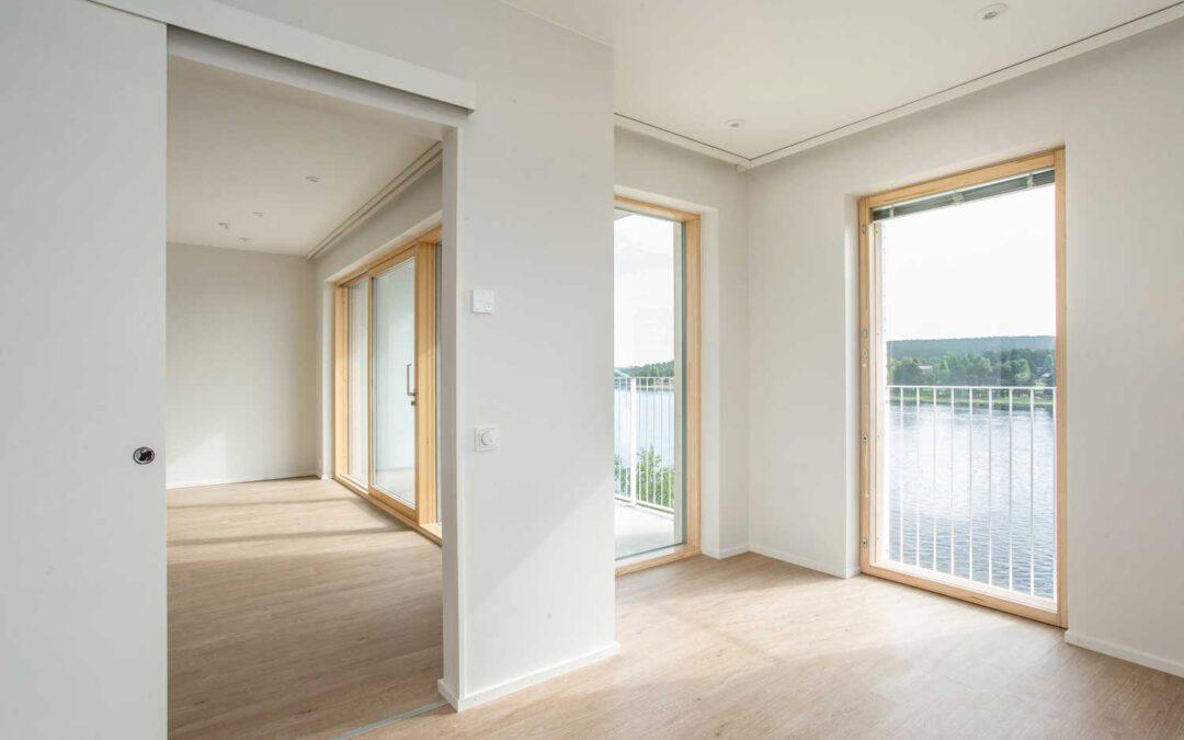 3h+tk+s   75m2   419 000 €   Rovaniemi, Koskenranta 1 A 28